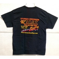 F.A.S.T. Wear T-Shirt - Black